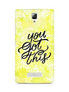 AMEZ you got this Back Cover For Lenovo A2010