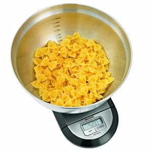 Brabantia 480027 Profile Digital Kitchen Scales