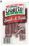 Oh Boy! Oberto Smoka A Roni Smoked Sausage Sticks, 3-Ounce Packages (Pack of 8)