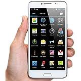 """ECONOMICO CELLULARE SMARTPHONE DUAL SIM ANDROID QUAD CORE 5.0"""" LANDVO L800 IN OFFERTA 4G ROM SUPPORTO OTG - BIANCO"""