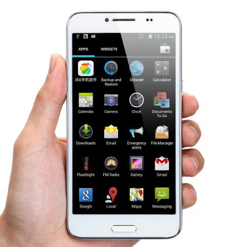 LANDVO Quad Core Dual SIM 3G-Smartphone