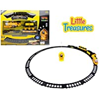 Commercial Locomotive Engineer Train Set Help Build The Track To Extend The Rail Line To Other Citys Remote Controlled...