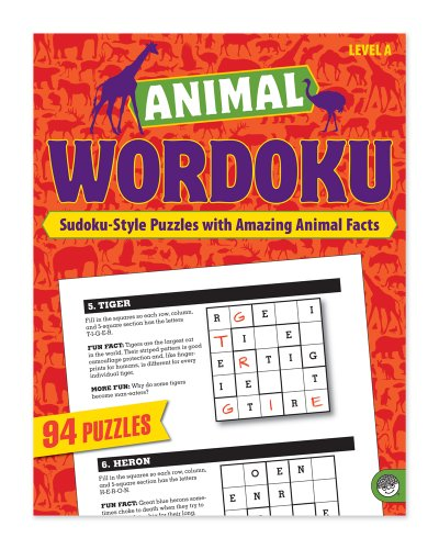 MindWare Animal Wordoku