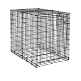Midwest 1154U 54-By-35-By-45-Inch Single-Door Starter Series Pet Crate