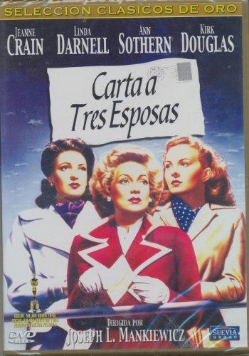 Carta A Tres Esposas [DVD]