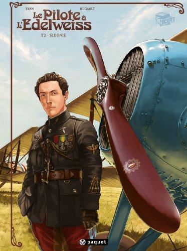 Le Pilote à l'Edelweiss n° 2 Sidonie
