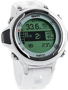 Mares Matrix White - Ordenador de buceo, color blanco, talla BX