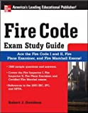 Fire Code Exam Study Guide (0071493735) by Davidson,Robert