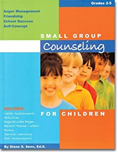 Small Group Counseling, Grades 2-5 [Perfect Paperback] — by Diane Senn (Author)
