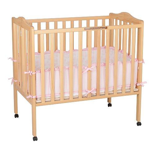 Delta White Crib
