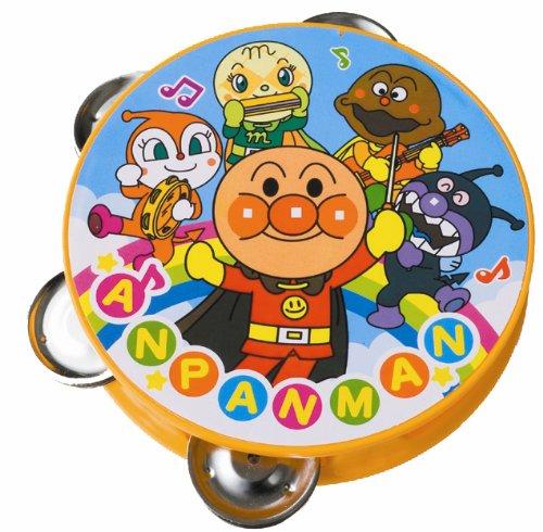 Anpanman tambourine