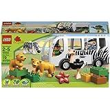LEGO Duplo LEGOVille Zoo Bus 10502