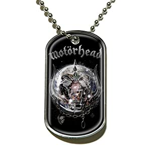 Motörhead - Dog Tag The World is yours (in 70 cm)