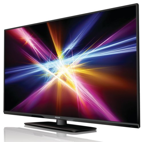 Philips 40Pfl5708/F7 40-Inch 1080P 60Hz Led Tv (Black)