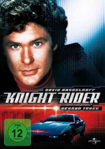 Knight Rider - Season Three [6 DVDs]