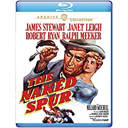Naked Spur, The (blu-ray) [Blu-ray]