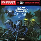 Abigail by King Diamond (2005) Audio CD