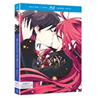 Shakugan no Shana: Season 3, Part 2 (Blu-ray/DVD Combo)