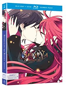 Amazon.com: Shakugan no Shana: Season 3, Part 2 (Blu-ray