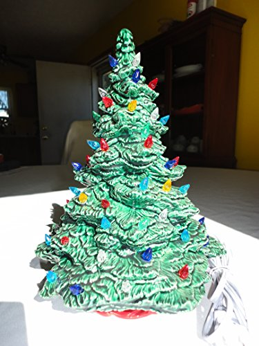 How To Decorate Ceramic Christmas Trees It S Christmas Time