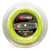 Gamma TNT2 Squash 17g Reel String by Gamma Sports