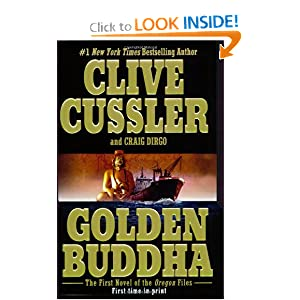 The Golden Buddha  - Clive Cussler