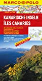 Marco Polo Canary Islands Marco Polo Map (Marco Polo Maps (Multilingual))
