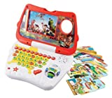 51P1yPDLl6L. SL160  V Tech Toy Story 3   Buzz and Friends Learning Laptop