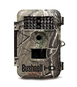 Bushnell 8MP Trophy Cam HD Trail Camera with Night Vision, Realtree AP Camo (Model... by Bushnell