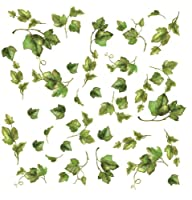 RoomMates RMK1219SCS Evergreen Ivy Peel & Stick Wall Decals by RoomMates