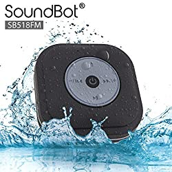 Soundbot SB518FM Bluetooth Speakers (Black)