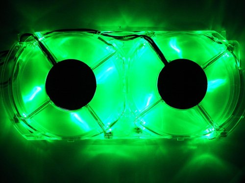 Whisper Fan 360 Green (Xbox Fan Replacement compare prices)