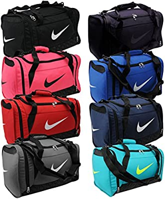 Branded Nike Brasilia Grip Bag Training Gym Sport Bag Holdall