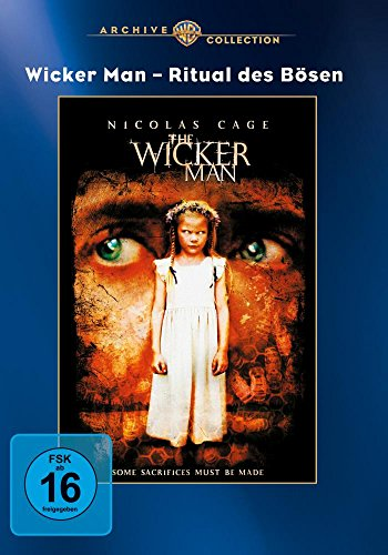 Wicker Man - Ritual des Bösen[NON-US FORMAT, PAL]