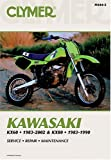 img - for Kawasaki Kx60, 1983-2002 and Kx80, 1983-1990 book / textbook / text book