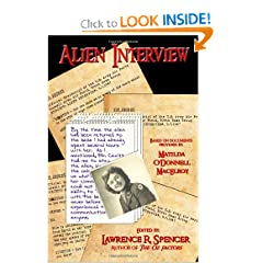 Alien Interview by Lawrence R. Spencer and Lawrence Spencer