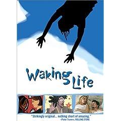 Waking Life DVD