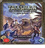 Fantasy Flight Games TALISMAN: THE HIGHLAND EXPANSION BY Fantasy Flight Games( Author)unknown Binding on Jul-06-2010