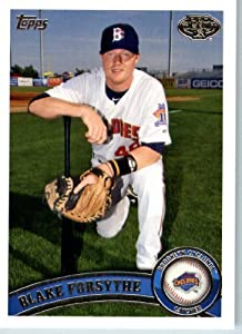 2011 Topps Pro Debut Baseball Card # 236 Blake Forsythe - Brooklyn Cyclones - MiLB... by Topps