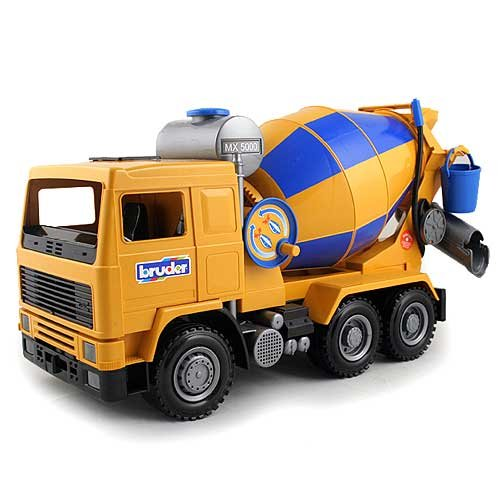 Bruder Cement Mixer Truck Amazon.com