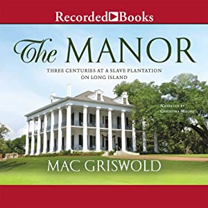 The Manor Audiobook