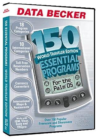 150 Essential Programs for the Palm OS: World Traveler