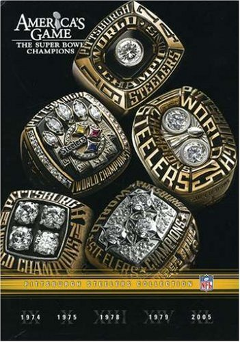 Nfl Americas Game - The Super Bowl Champions - Pittsburgh Steelers Collection at SteelerMania