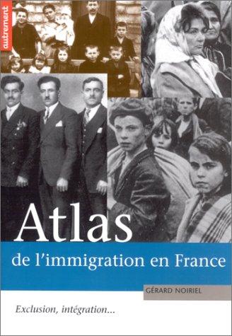 Atlas de l 39 immigration en france exclusion int gration - Office francais immigration integration ...