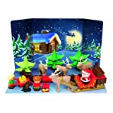 Ecoiffier Abrick Christmas Advent Calendarby Ecoiffier