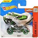Hot Wheels Hw Race Rd-03 On Short Card - 165/250
