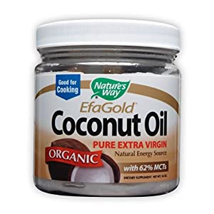 Natures Way Coconut Oil-extra Virgin