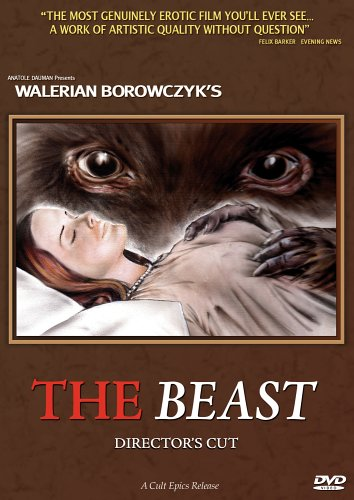 Cover art for  The Beast