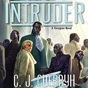 Intruder Audiobook