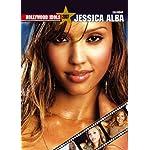 2007 Jessica Alba Poster Size Wall Calendar book cover